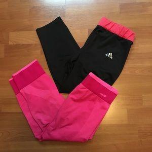 Adidas Workout Capri bundle